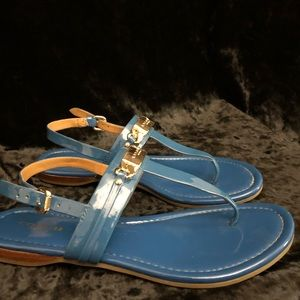 Coach Shoes - Coach Caterine Patent leather Sandals